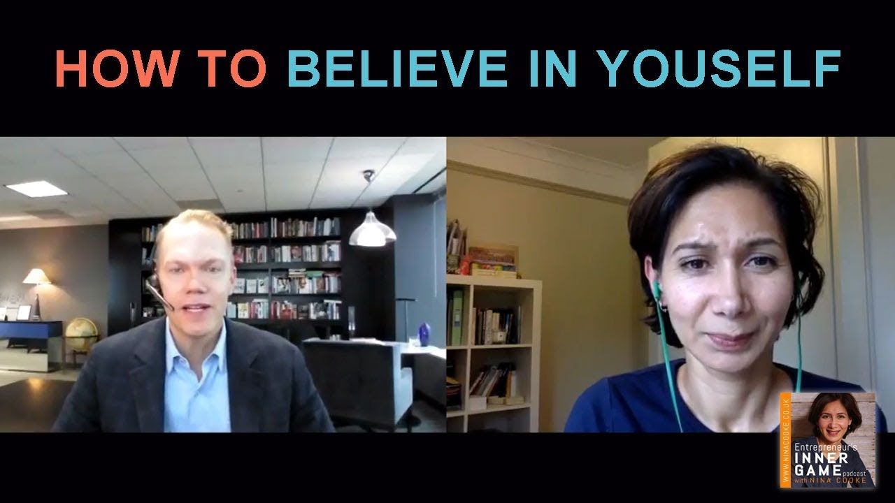 Episode 26: Geoff Smart: How To Believe In Yourself