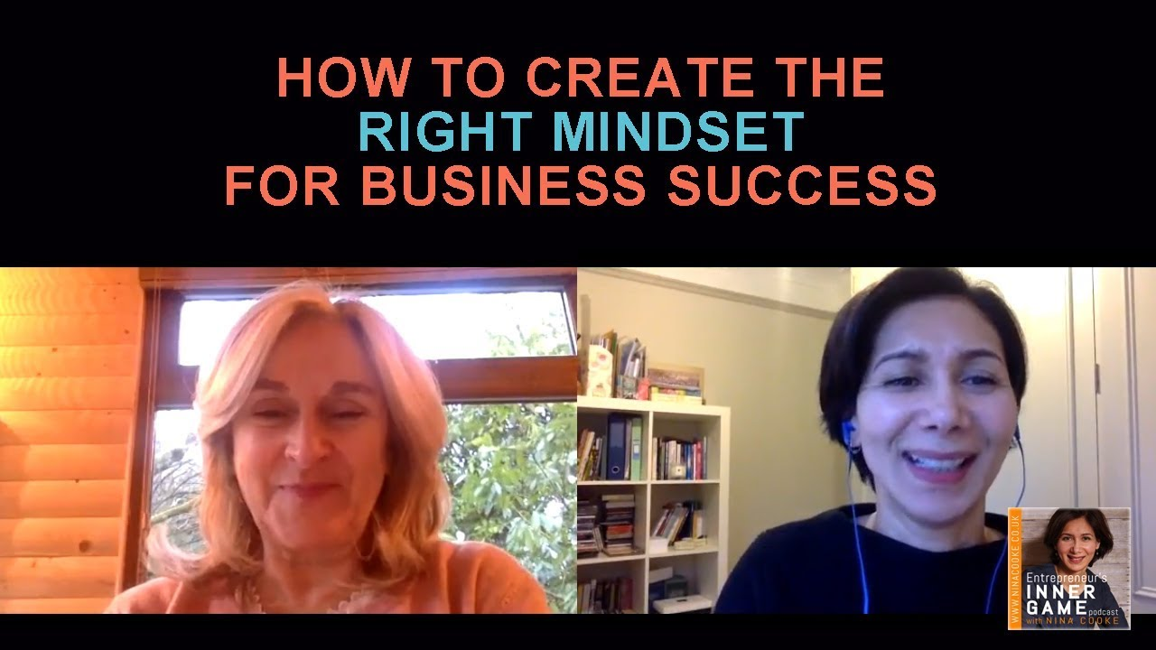 Episode 34: Nikki Vee Teaches How To Create The Right Mindset For Business Success