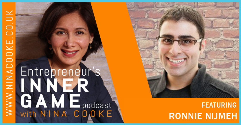 Episode 71: Ronnie Nijmeh: Take Big Action to Grow Your Business with this Mindset Shift