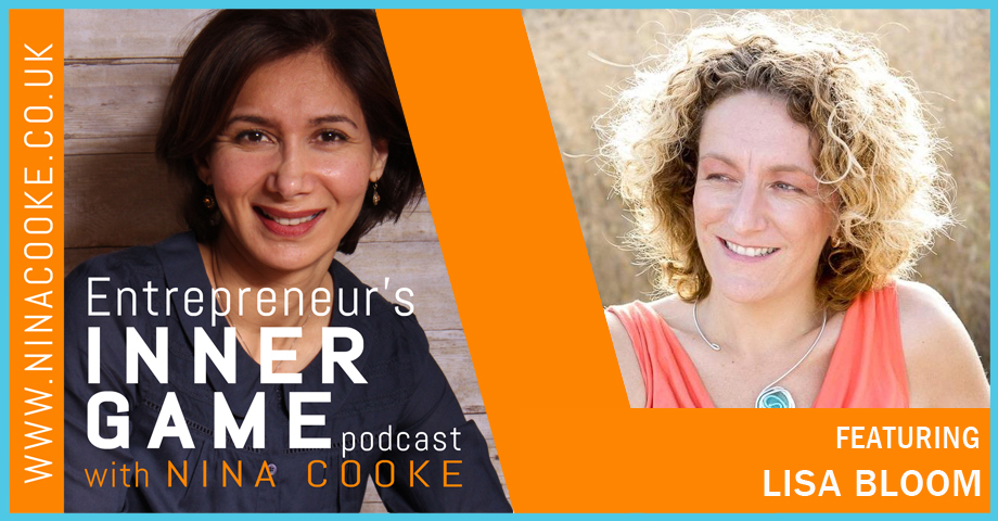 #77: Lisa Bloom: The Mindset behind Storytelling to Light Up your Business