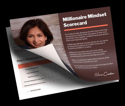 The Millionaire Mindset Scorecard