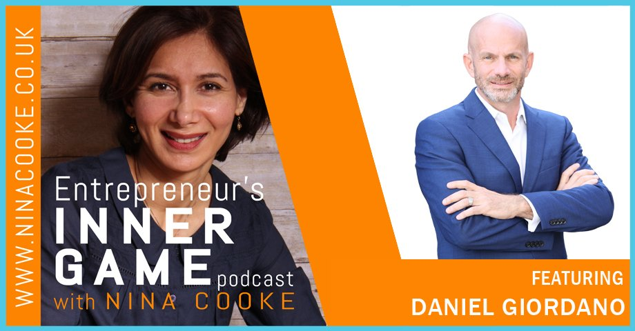 #91: Mindset secrets to successfully sell high ticket services – Daniel Giordano